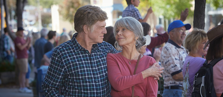 Robert Redford e Jane Fonda