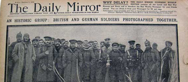 Daily Mirror 1915
