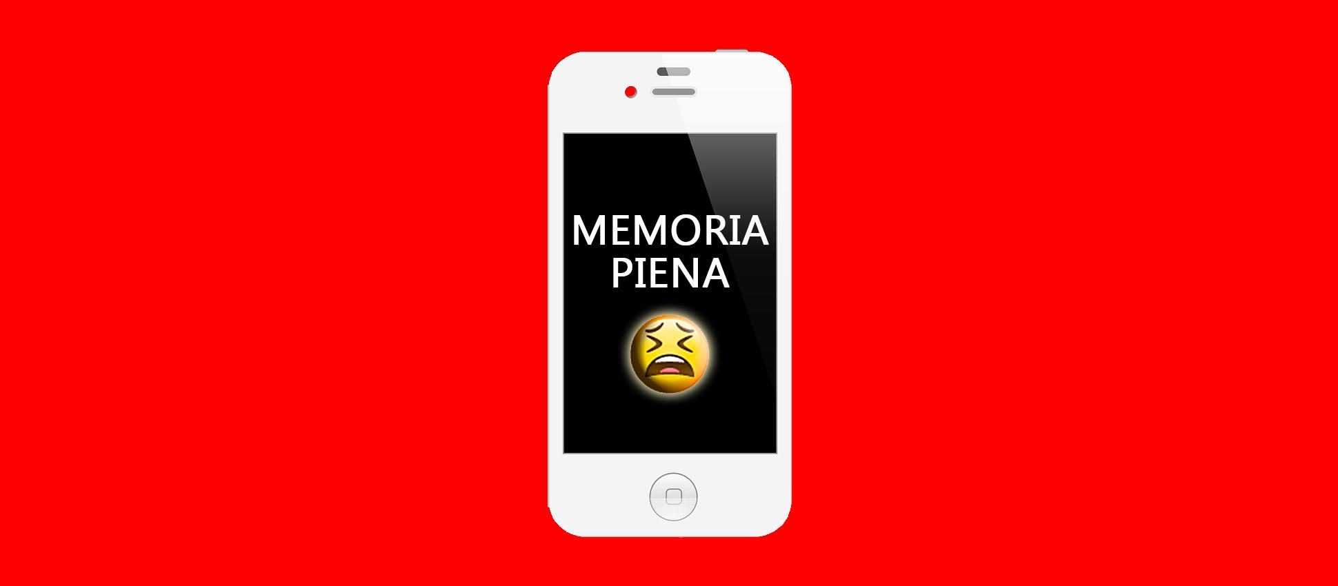 whatsapp memoria piena