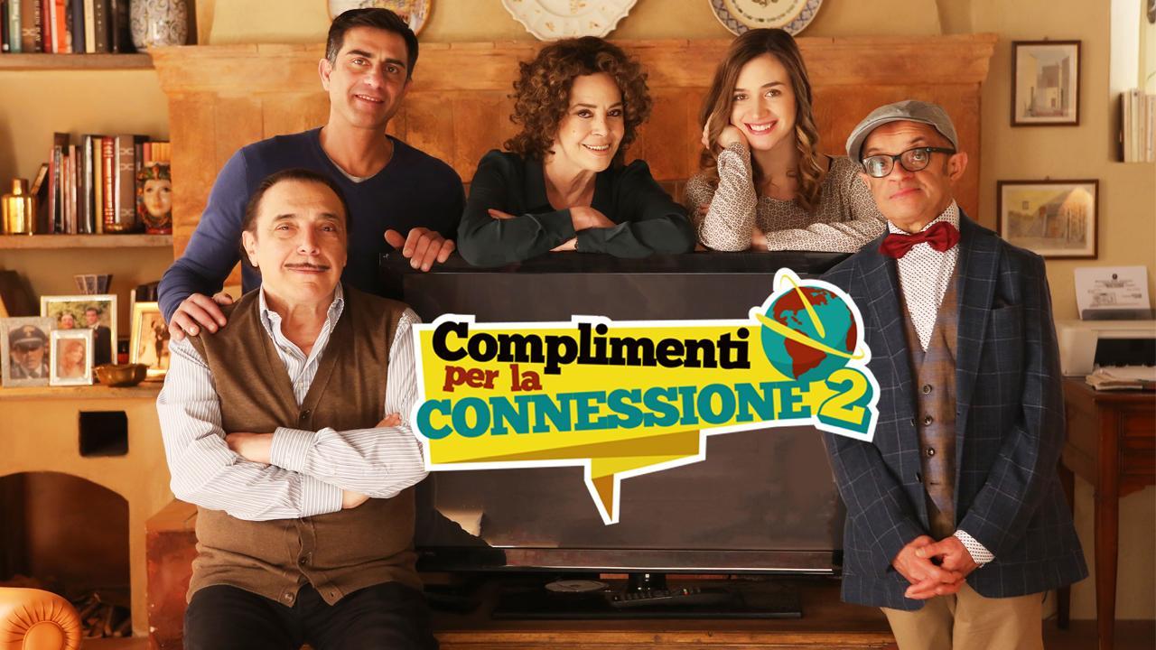 Complimenti per la connessione 2